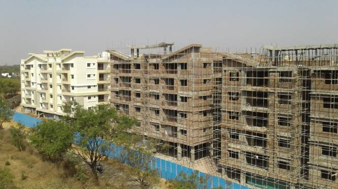 Omsree Green Front Construction Status