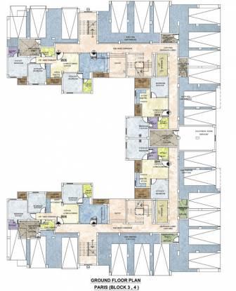 Jain Dream World City Cluster Plan