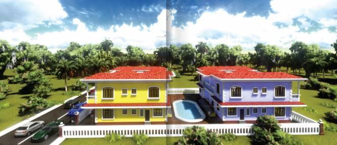 R Square Villa De Sol Elevation