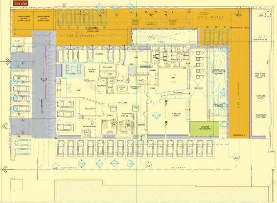 Keventer Crosswinds Site Plan