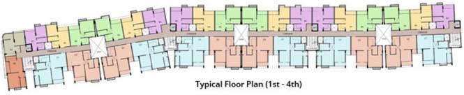 BGA Amrita Awas Cluster Plan