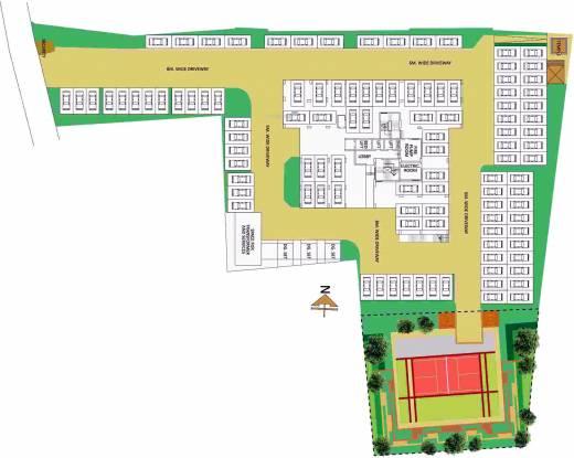 PS Elixir Site Plan