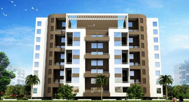 RK Residency Elevation