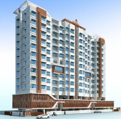 Man Aaradhya Tower Elevation