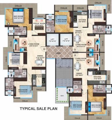Heritage Apsara Heritage Cluster Plan