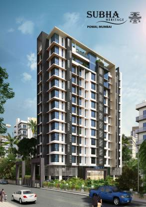 Heritage Subha Heritage Elevation