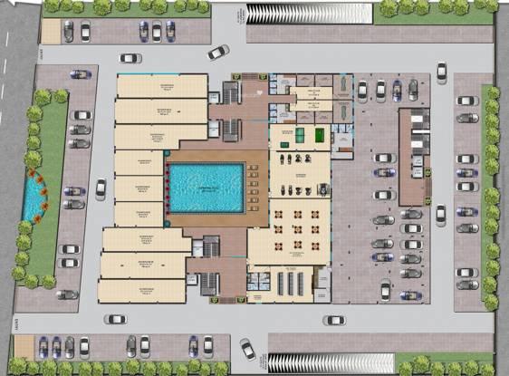 SSG Shivalika Cluster Plan