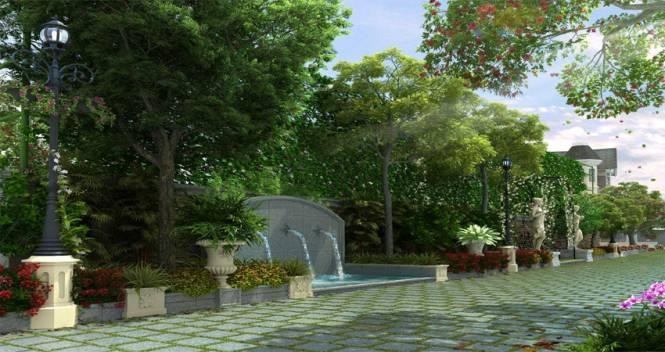 Travancore Queens Park Classic Villas Amenities