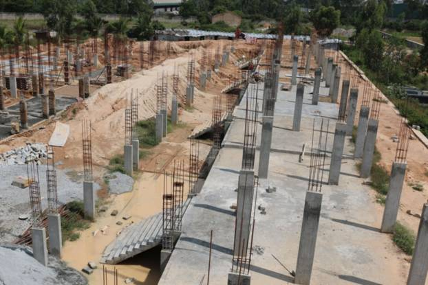 Woodshire Emerson Park Construction Status