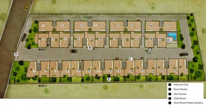 Woodshire Emerson Park Site Plan