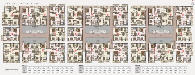 South South Park Cluster Plan