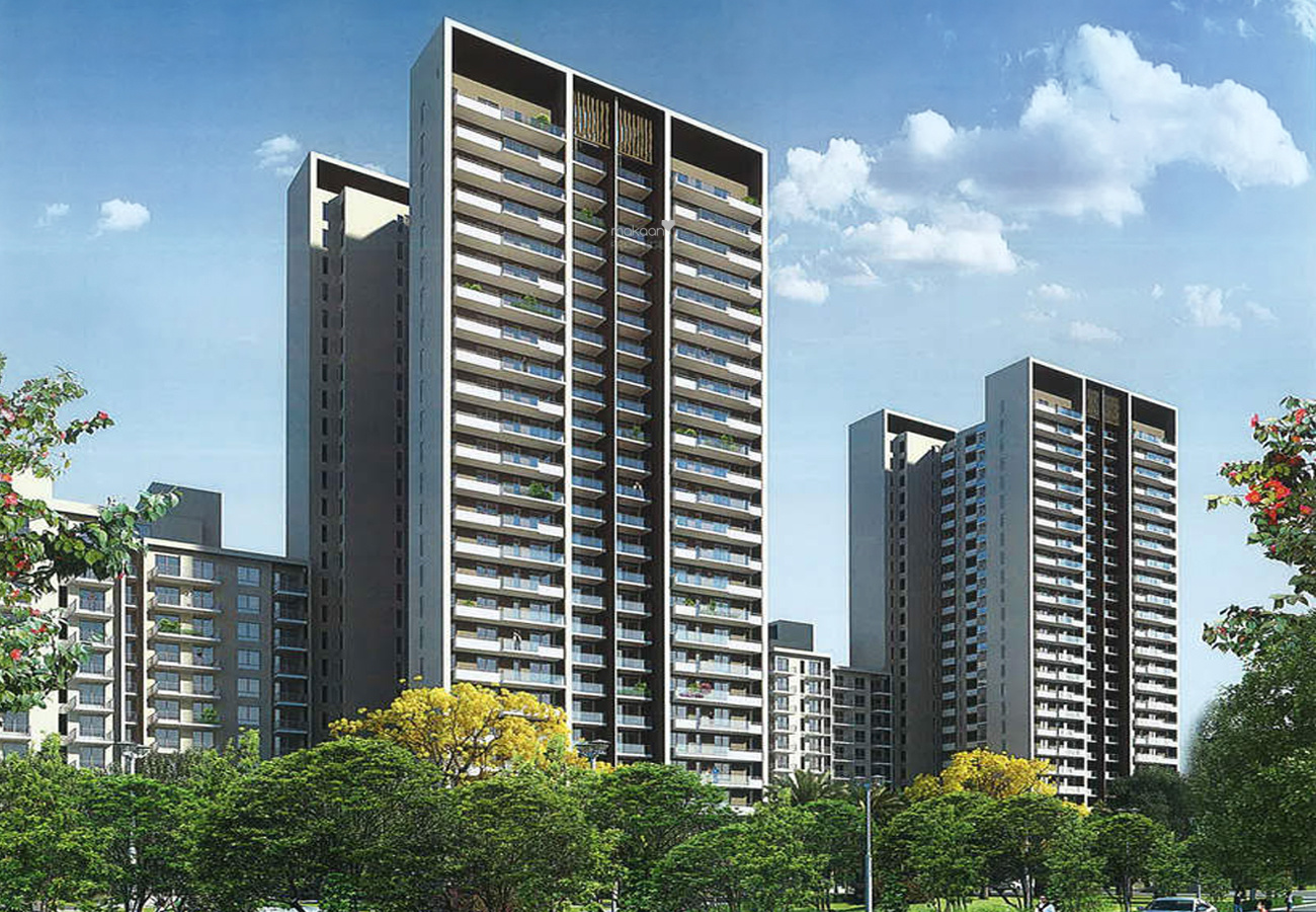1579 sq ft 3BHK 3BHK+3T (1,579 sq ft) + Study Room Property By Property Space In La Vida, Sector 113
