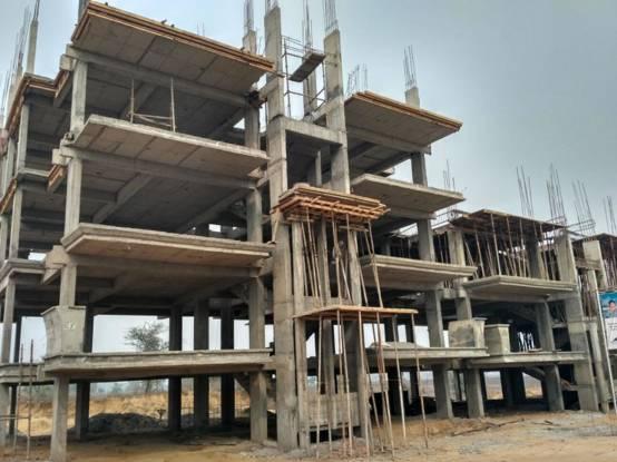 Supertech Officers Enclave Construction Status