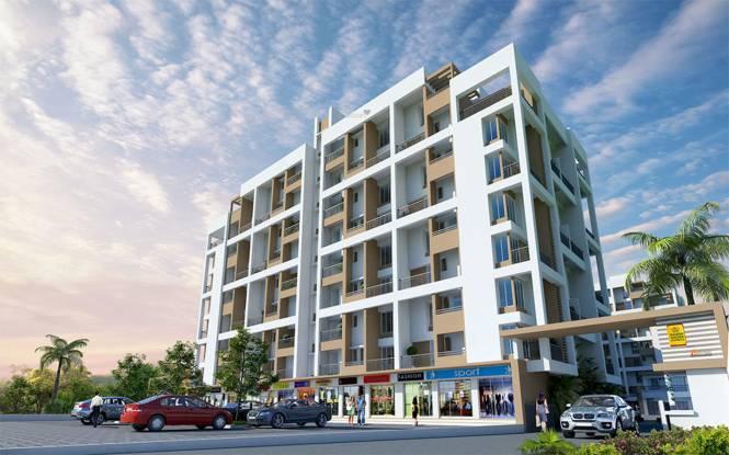 Rajesh Golden Homes Elevation