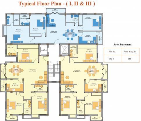 Golden Platinum 65 Cluster Plan