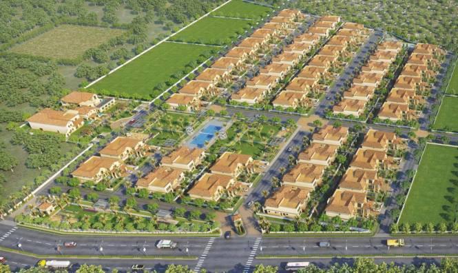 Sri Aditya Casa Grande Master Plan
