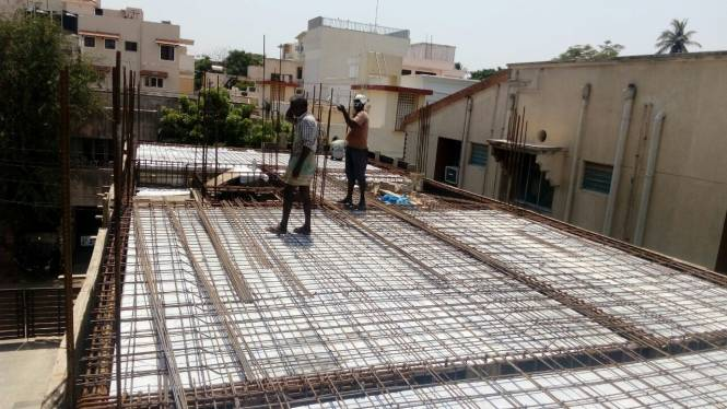 Navani Independence Construction Status
