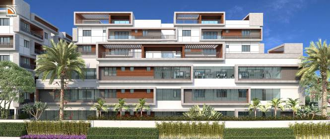 Omsree Patels Bright View Elevation