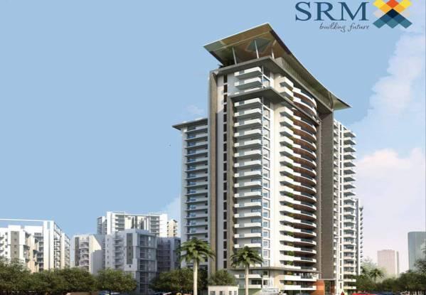SRM Shree Raj Mahal Elevation