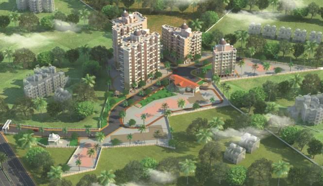 GBK Vishwajeet Paradise Elevation