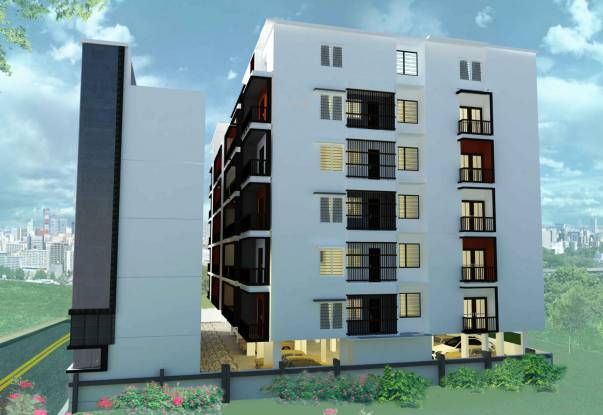 Siddhi SS Homes Elevation