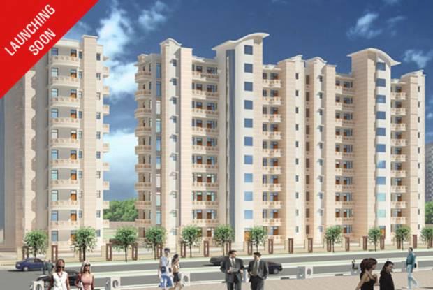 Royal Residential Apartments At Madurai Elevation
