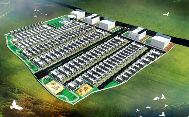 Sri Spanzilla Layout Plan