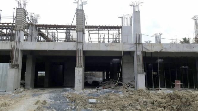 Loharuka Solaris Construction Status