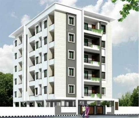 Rangashree Sai Deepam Elevation