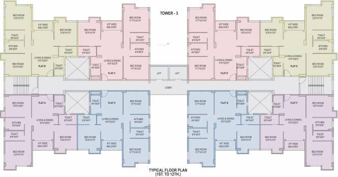 Unimark Merlion Cluster Plan