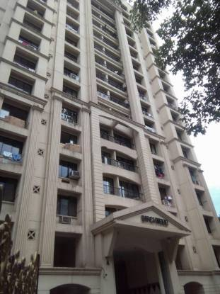 Hiranandani Gardens Birchwood Elevation