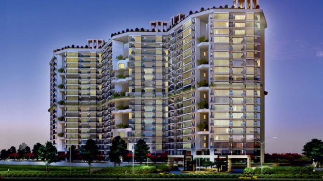 Raheja Vanya Elevation