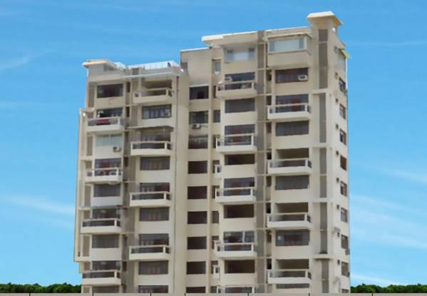 Reputed Samrat Ashok Enclave Apartment Elevation