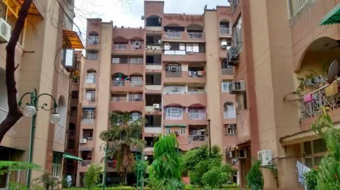 CGHS Sri Agrasen Apartments Elevation