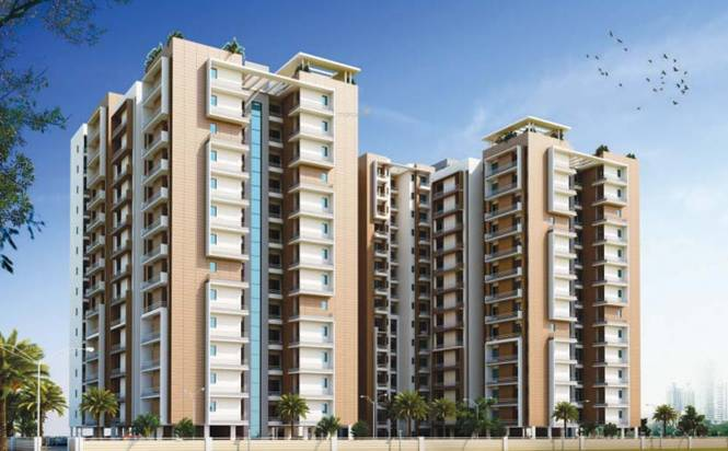 Balaji BCC Blue Mountain Elevation