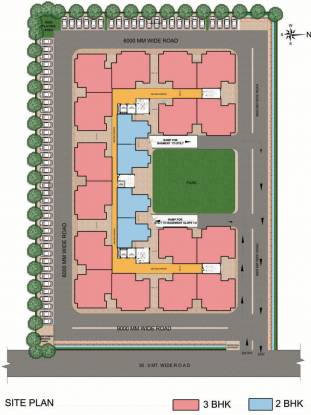 Balaji BCC Blue Mountain Site Plan