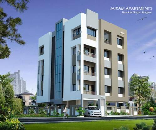Maharshee Jairam Apartments Elevation