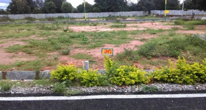 Aakruthi Samudrikaa Enclave Elevation