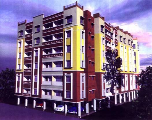 Krishna Heights Elevation