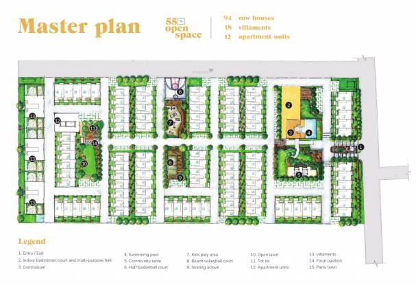 Assetz Soul And Soil Master Plan