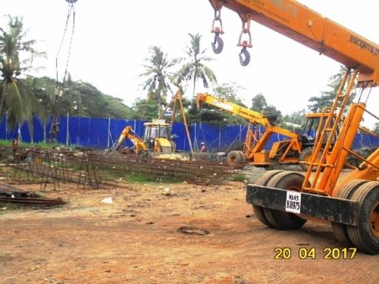 MPS Aambience Construction Status