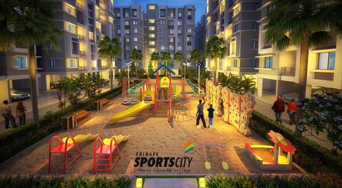 Unimark Sports City Amenities