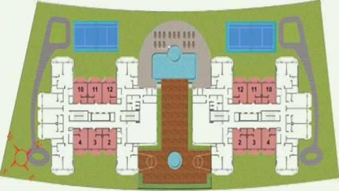 Danube Ritz Master Plan