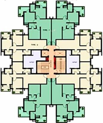 Amolik Heights Cluster Plan