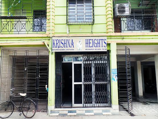 Krishna Heights Elevation