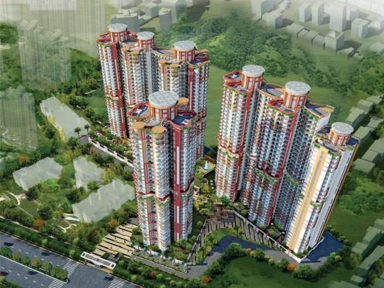Rishabh Hindon Green Valley Elevation