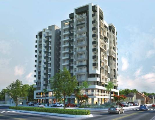 SDC Anand Prime Elevation