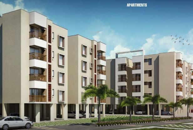 Aratt Cityscape Apartment Elevation