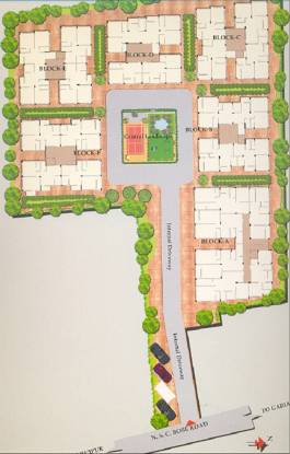 Mayfair Eternity Site Plan