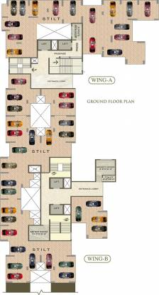 Meera Avenue Cluster Plan